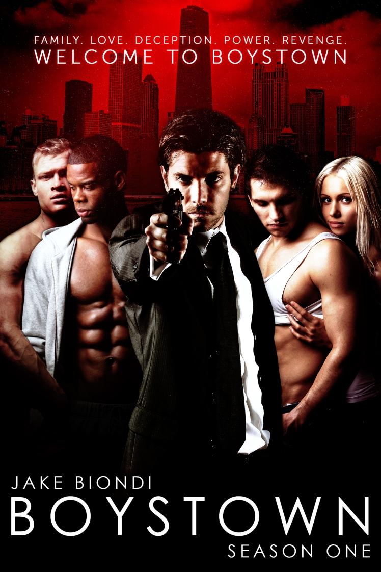 Boystown Season 1 Cover