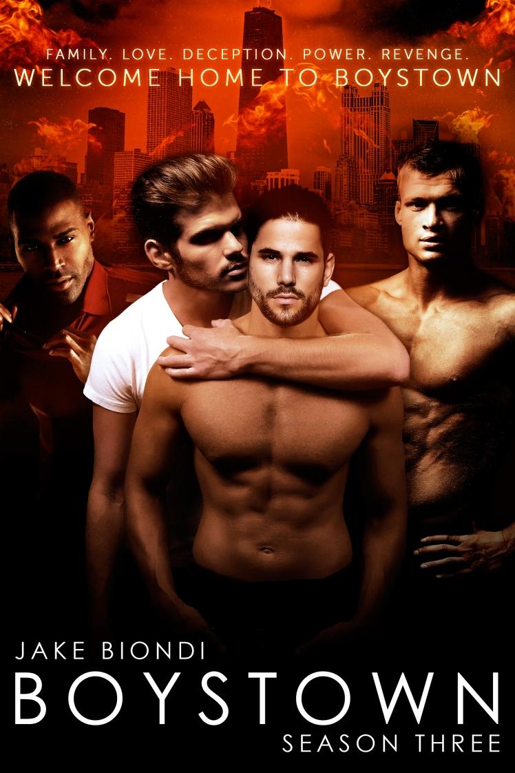 Boystown Season 3 Cover